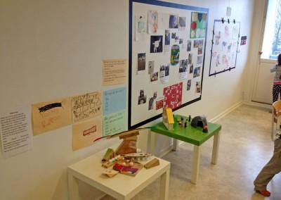 Fjärilen - avdelning på Kronprinsens Förskola i Malmö